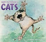 Gary Patterson's Cats Mini Calendar (2015)