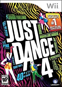 Just Dance 4 - Trilingual - Wii Standard Edition