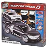 Acquista Mega Bloks 95766 Need for Speed Inseguimento Audi, 135 Pezzi