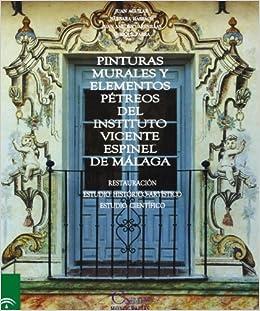 Pinturas murales y elementos pétreos del Instituto Vicente