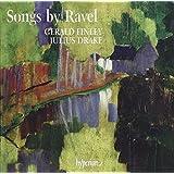 Songs by Ravel