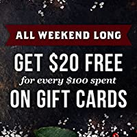 Ruffino's Weekend Gift Card Special