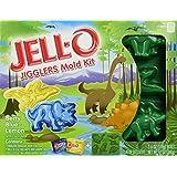 Jell-O Jigglers Mold Kit, Dinosaurs, 12 Ounce