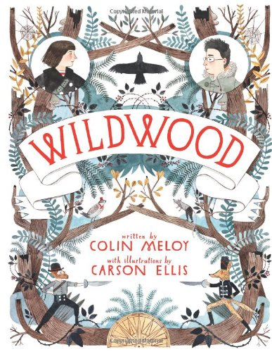 Image of Wildwood: The Wildwood Chronicles, Book I