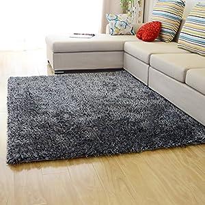 Ustide high pile soft carpet for home living for Durable carpet for family room