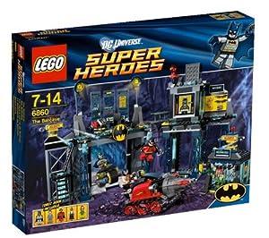 LEGO Super Heroes - La Batcave - 6860