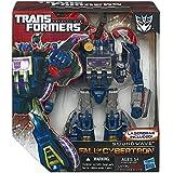 Soundwave Lazerbeak 6 Inch Deluxe Action Figure - Transformers Generations Voyager