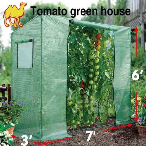 STRONG CAMEL 7'X3'X6' New Outdoor Tomato Green