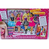 Barbie Deluxe Dress Up Paper Doll Activity Set By Barbie