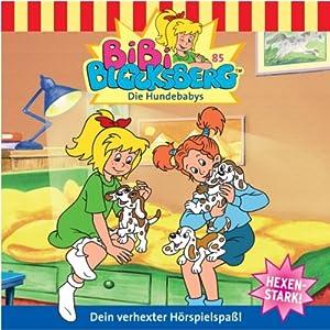 Die Hundebabys (Bibi Blocksberg 85) Hörspiel