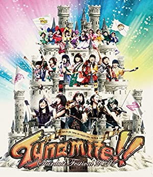 ����ƣ�� 2016 in �������ޥ����ѡ������~Tynamite!!~ ��äѤ�饤��! �����ե���~2016~ [Blu-ray]