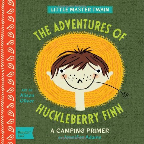 Little Master Twain Adventures of Huckleberry Finn (BabyLit)