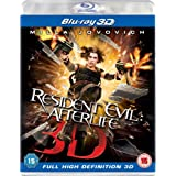 Resident Evil: Afterlife 3D (Blu-ray 3D) [2011] [Region Free]by Milla Jovovich