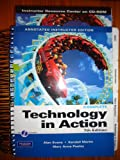 Annotated Instructor Edition Technology In Action, Complete Version