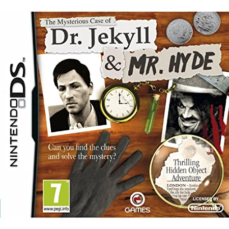 The Mysterious case of Dr Jekyll and Mr Hyde (DS) (UK IMPORT)