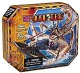 Mega Bloks Pyrates Razorscales Leviathan 3664