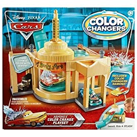 Cars Ramone's House of Body Art Color Shifters Playset [Toy]