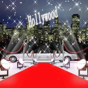 Amazoncom Hollywood Red Carpet And Limo 10 X CP