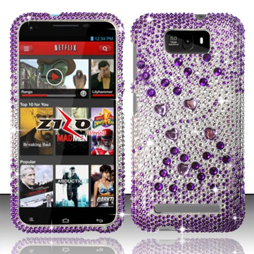 Cellphone Cover For Blu Studio 5.5 D610 - Purple Beats Fpd