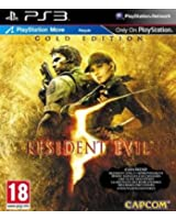 Resident Evil 5 - gold edition (jeu PS Move)
