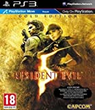 Capcom Resident Evil 5 - Gold Edition (Jeu Ps Move)