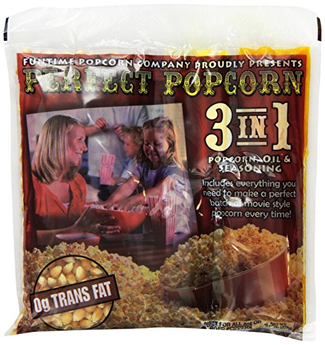 Funtime Perfect Popcorn, 10.75 Ounce (Pack of 12) (Funtime Popcorn 12 compare prices)