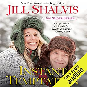 Instant Temptation Audiobook by Jill Shalvis Narrated by Liisa Ivary