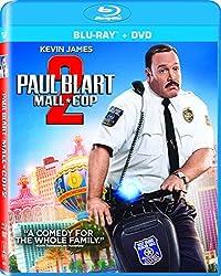 Paul Blart: Mall Cop 2 (Blu-ray + DVD + UltraViolet)