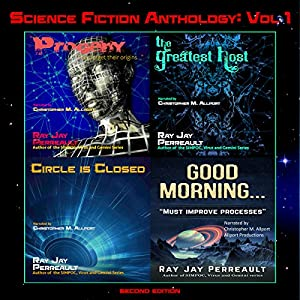 Science Fiction Anthology Audiobook