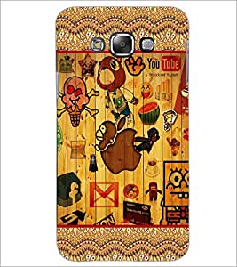 PrintDhaba Cartoon D-3062 Back Case Cover for SAMSUNG GALAXY GRAND 3 (Multi-Coloured)