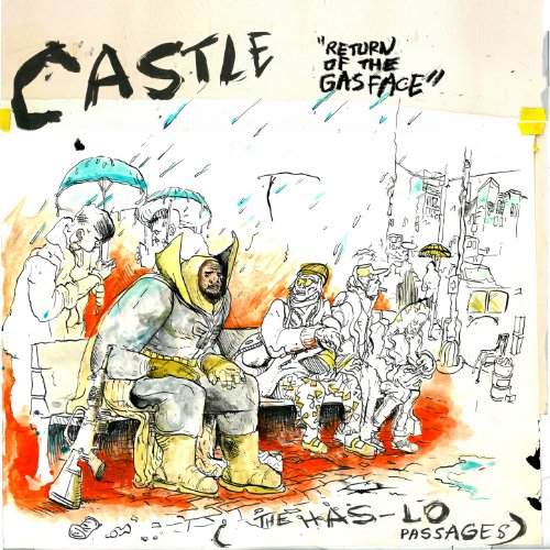 Castle-Return Of The Gasface The Has Lo Passages-CD-FLAC-2014-Mrflac Download