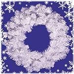 3 ft. Christmas Wreath - Classic PVC...