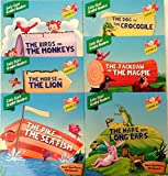 Early Start Graded Readers Level 3 (Set of Six Books) (Early Start Graded Readers)