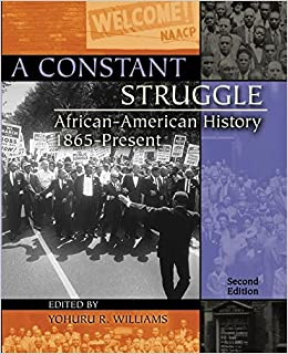 a history of the struggling for equality of african americans Its history is the history of american civil rights in the past century to read this article in full you need to be either a print + archive subscriber, or else have purchased access to the online archive.