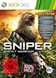 Sniper Ghost Warrior GOLD Edition (XBOX 360) (USK 18)