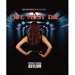 Five Must Die  [Blu-ray]