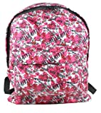 Sanrio/Eikoh Hello Kitty I Love Hello Kitty Backpack - Pink