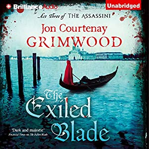 The Exiled Blade Audiobook