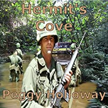 Hermit's Cove Audiobook by Peggy Holloway Narrated by Marlin May