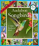 Audubon Songbirds & Other Backyard Birds Wall Calendar 2015
