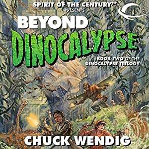 Beyond Dinocalypse Audiobook