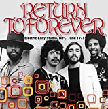 Electric Lady Studio, NYC, June 1975 By Return To Forever (2015-04-20)