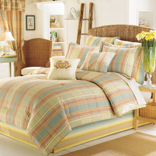 Croscill Centerport Comforter, Bed Skirt, and Sham Set