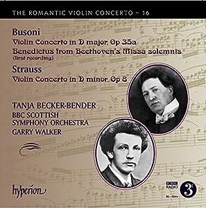 The Romantic Violin Concerto (Volume 16)
