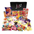 The Best Ever Retro Sweets GIANT Treasure Box (The Original Sweet Shop in a Box!)