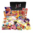 The Best Ever Retro Sweets GIANT Treasure Gift Box