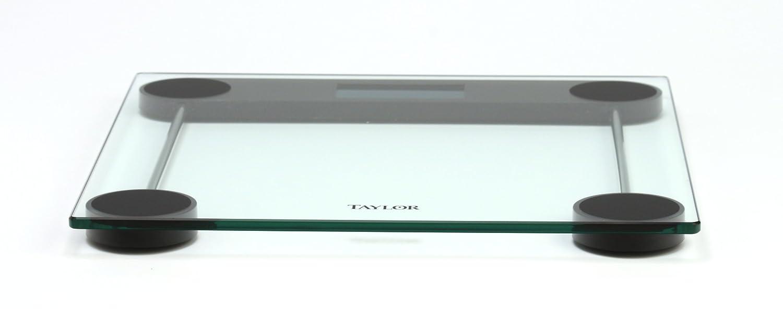 Taylor 7553 Digital Glass Bathroom Scale