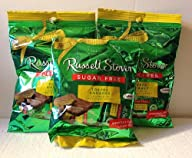 Russell Stover Sugar Free Toffee Squa…