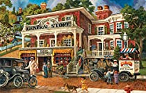 Fannie Mae's General Store a 1000-Piece Jigsaw Puzzle by Sunsout Inc.