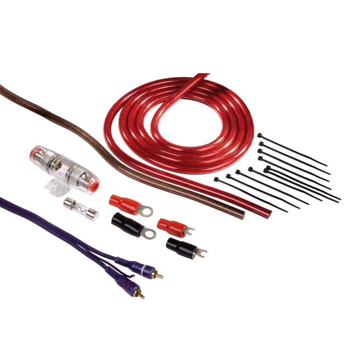 Kabelset - Subwoofer einbauen